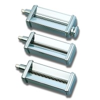 Pasta Sheet Roller and Cutter Set - Putih - KSMPRA