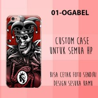 custom case ogabel cover handphone softcase hardcase samsung iphone LG