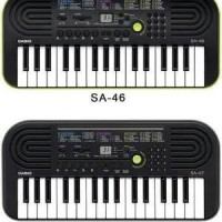 keyboard mini CASIO SA 46 SA 47 SA46/47 + TAS