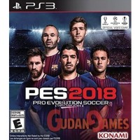 PES 18 PS3 CFW Rogero UPDATE Pro Evolution Soccer 2018