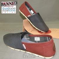 Jual BANNEDY - dualtone | mens | bukan sepatu wakai Murah