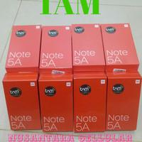 Hp Xiaomi Redmi note 5A (xiomi mi 5 A) Ram 2/16GB - Gold -Rose - Grey