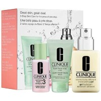 Clinique Great Skin Great Deal Set for Combination Oily Skin SP