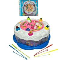 Best seller mainan keren HAPPY BIRTHDAY FISHING GAME MAINAN ANAK PANC