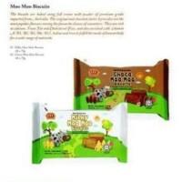 Lee Choco / Milky Moo Moo Biscuits Snack - Snek Biskuit Cokelat Susu