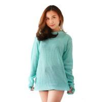 jaket Grosir Roundhand   sweater   murah wanita   tanah abang