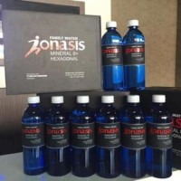 BARU Ionasis Air Kristal Nano Hexagonal|Air Kesehatan|Air Ajaib