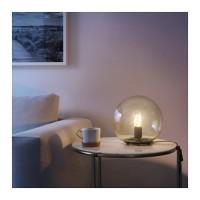 Lampu Meja Kamar Tidur Ruang Tamu IKEA FADO VINTAGE Cantik Klasik Kaca