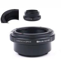 Adapter Lensa Nikon G To NEX E-Mount NEX-3C A5000 A7 A7R -