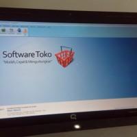 Software Aplikasi Penjualan utk Toko full version unlim Diskon