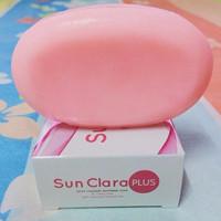 SUNCLARA PLUS SOAP / GLUTA COLLAGEN WHITENING SOAP SUNCLARA PLUS