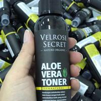 Toner Wajah BPOM Velrose Secret Nature Organic - ALOEVERA