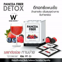[BOX] PANCEA FIBER DETOX 100% ORIGINAL by WINK WHITE / PANACEA
