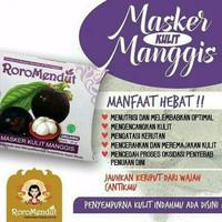 MASKER KULIT MANGGIS BY RORO MENDUT