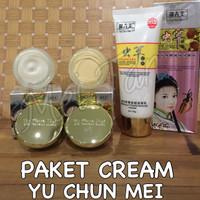 PAKET CREAM YU CHUN MEI / CREAM CORDYCEPS + CLEANSER CORDYCEPS