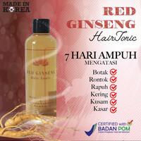 RED GINSENG HAIR TONIC BPOM ORIGINAL