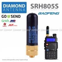 Baofeng Diamond Dual Band Antena Walkie Talkie UV5R/UV-82/888s etc.