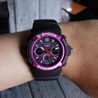 Ready G-Shock Casio Ga200 Diameter Kecil . Jam Tangan Pria & Wanita