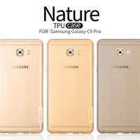 Best Casing HP Samsung Soft Case Nillkin Galaxy C9 Pro TPU Nature Ser