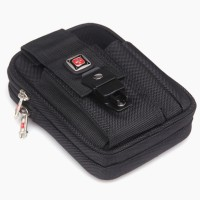 Case HP 6 6,5 inch outdoor sport tactical sarung dompet tas pinggang