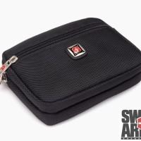 Tas pinggang horizontal rebah tidur sarung case hp 6 6,5 inch import