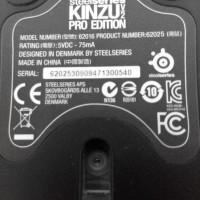 BEST SELLER - MOUSE GAME STEEL SERIES KINZU V2 PRO EDITION RED EDISI