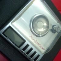 Harga best seller timbangan pocket digital scale powder bubuk | Pembandingharga.com