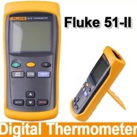 BEST SELLER - FLUKE 51 II SINGLE INPUT DIGITAL THERMOMETER 51II