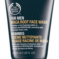 The Body Shop For Men Maca Root FACE WASH Macaroot 125ml