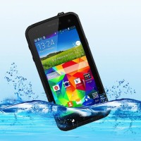 WATERPROOF REDPEPPER Samsung Galaxy S5 - LG G3 case anti air casing hp