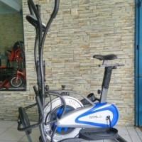Harga orbitrack plat excercise bike sepeda | Pembandingharga.com