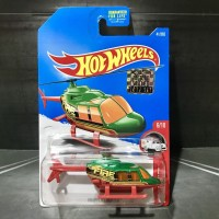 Hot Wheels Propper Chopper Factory Sealed 2017 HW Rescue Helicopter