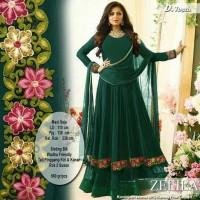 baju muslim wanita murah 119902 GAMIS PESTA INDIA ZELILA TOSCA