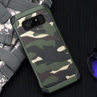 Casing Army Note 8 Samsung Hardcase Armor HP Camo Loreng militer NX S