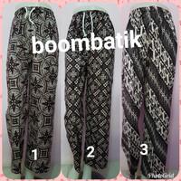 Jual Celana Batik Betawi Boim Panjang Standard | CL1 Murah