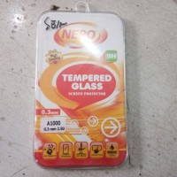 Tempered Glass Nero Lenovo A 1000