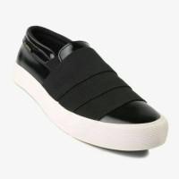 sepatu Airwalk Original Casual Slip On Jeni Black Women