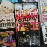 Jual SNSD Girls Generation Album Original (bekas Kolpri) Murah