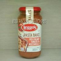 Leggos Pasta Bake With Tomato & Mozarella sauce 500 Gr