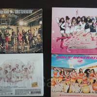 Jual SNSD / Girls Generation Album (bekas kolpri) Murah