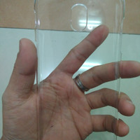 Hardcase Transparant Samsung J5pro 2017 / J530