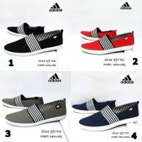 Sepatu Adidas Slip on x2
