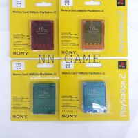 MEMORY CARD/MC PS2 PS 2 16MB/16 MB LAMPU
