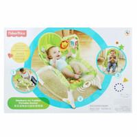 Fisher Price Newborn to Toddler Portable Rocker Bouncer-Rainforest