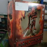 Artworks Monsters Masked Kamen Rider Den-O Momotaros statue