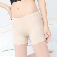 Celana Dalam Wanita Seamless SHORT tanpa jahitan