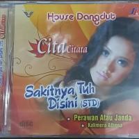 CD Original House Dangdut CITA CITATA .
