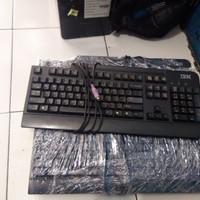 Harga keyboard pc bekas builtup merk ibm pasti | Hargalu.com