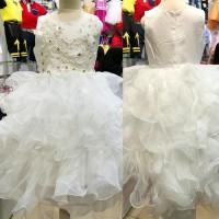 GAUN DRESS IMPORT ANAK BUAT LEBARAN / NATALAN