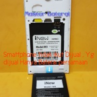 Baterai Modifikasi For iNew Code SmartPhone M3 Batrai Berkualitas